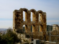 A Hallowed Past: Odeon of Herodes Atticus