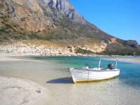 Greece, Balos, July