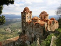 Mystras ©ecotourism-greece