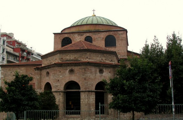 The Agia Sofia in Thessaloniki