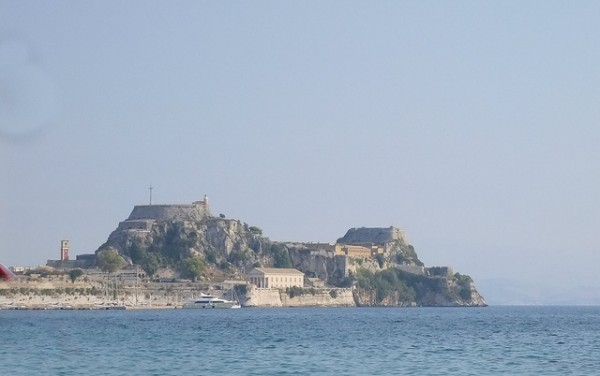 Old Fort in Corfu