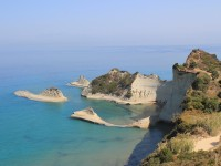 Holiday resorts in Corfu
