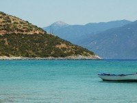 Psili Ammos Beach in Crete