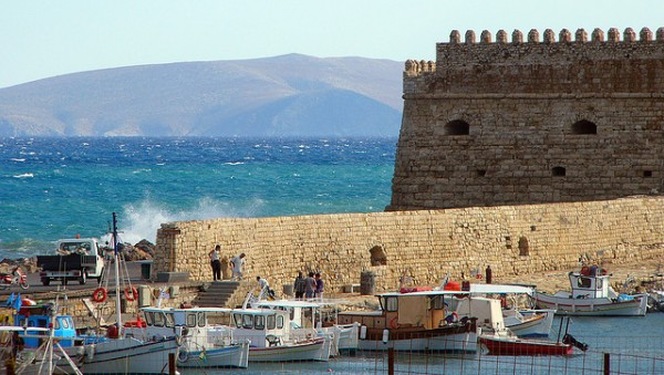 Venetian Fort in Heraklion
