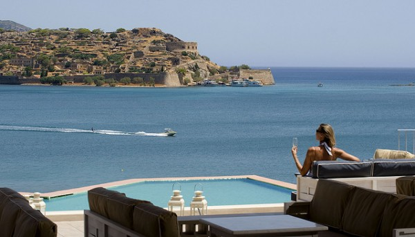 Domes of Elounda Hotel in Crete