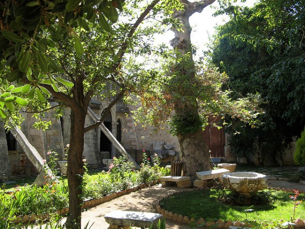 The Archeological Museum of Chania