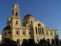 Top 5 churches and a monastery in Crete