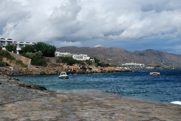 The Village of Elounda