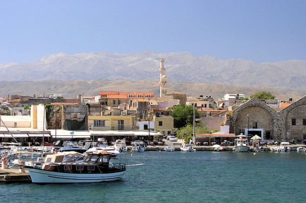 The beautiful Prefecture of Chania