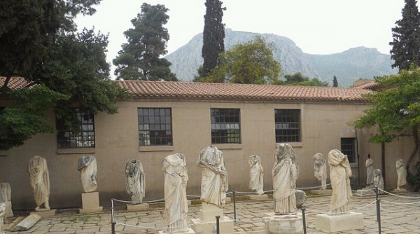 The Archeological Museum of Ancient Corinth
