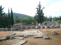 Archeological site of Nemea