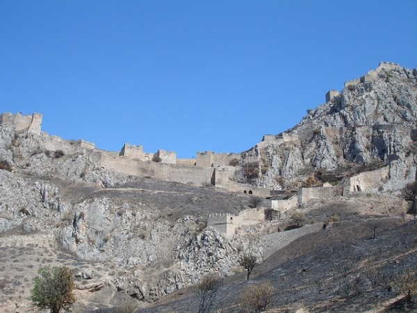 The Acrocorinth