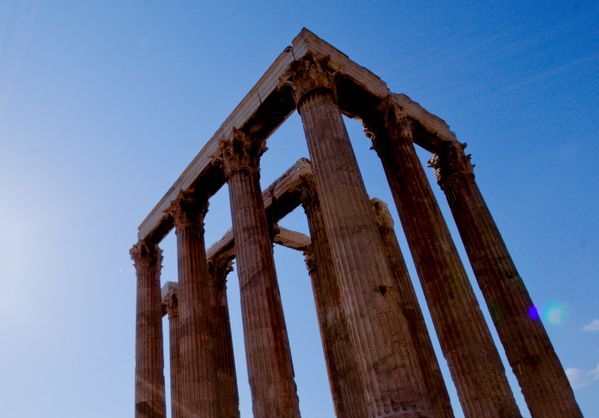 The Temple of Zeus