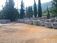 The Archaeological site of Nemea