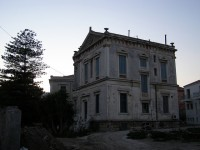 The Archaeological Museum in Mytilene