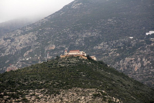 The Monastery of Saint Patapios