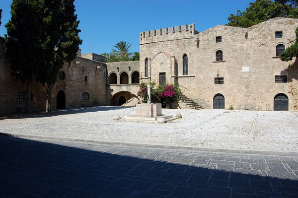 The Grand Masters Palace in Rhodes