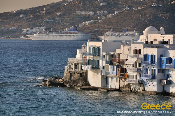 Mykonos Island with the Little Venice