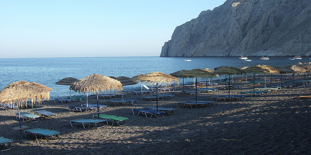 The Best Beaches Of Santorini Greece Travel Guides