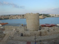 3 historical attractions in Rhodes