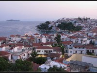 The Old Port of Skiathos