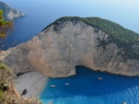 Top 5 beaches of the Island of Zakynthos