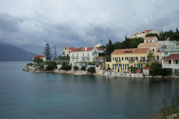 Fiscardo in Kefalonia