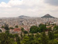 Aeroflot flight from Los Angeles to Athens from $917